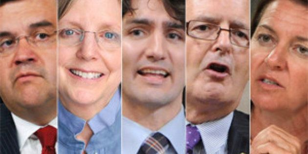 Liberal Leadership Candidates Likely To Run