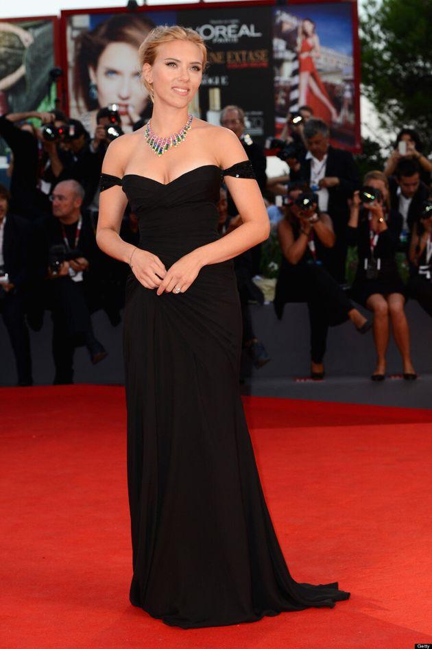 Scarlett Johansson Gets Under The Skin At 2013 Venice Film Festival