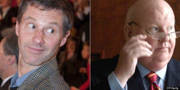 Senate Scandal: RCMP Probe Focuses On Duffy-Wright
