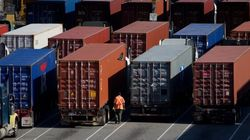 Canada's Trade Deficit With World Doubles In 1