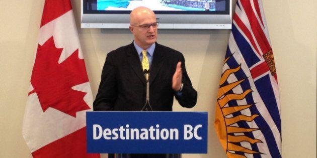 BC Jobs Plan To Stick Despite Losses, Pat Bell
