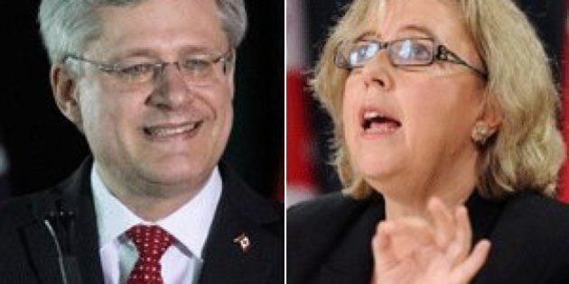 Elizabeth May: Feds Spend $120 Million To 'Grease' Northern Gateway