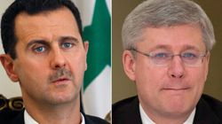 Canada's Support For Syria Strike A 'Moral
