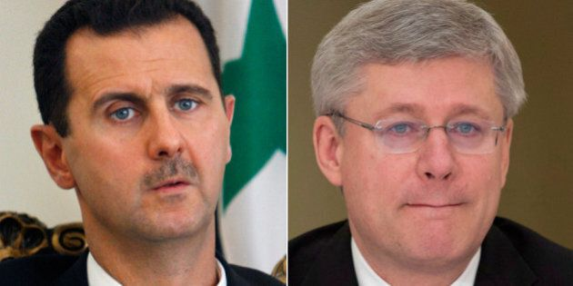 Syria Crisis: Canada's Support For Strike A 'Moral