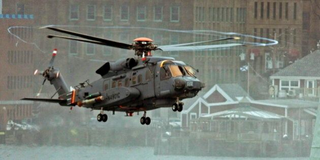 Cyclone Helicopter Contract Revisions Urged By