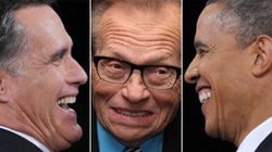 Larry King: Two-Party System Isn't