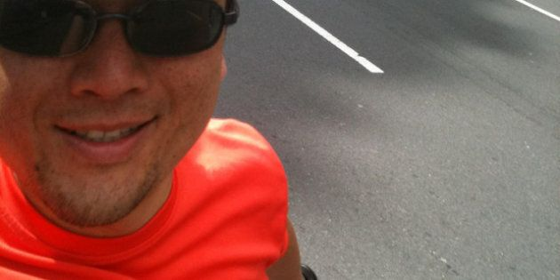 At The Boston Marathon, The Sweetest Finish Is