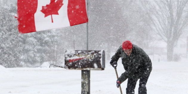 Newfoundland Snowstorm: Blizzard That Buried Maritimes, Central Canada Takes Aim At Easternmost