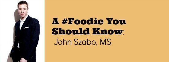 A Foodie You Should Know: John