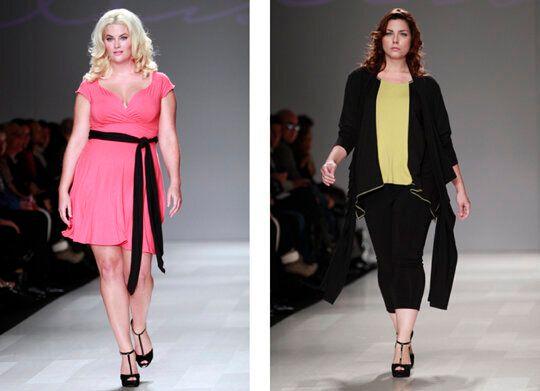 Plus-Size Fashion Shouldn't Lack