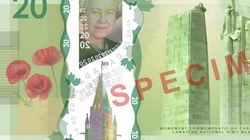 VIDEO: Canada's New Plastic $20 Bills Out This