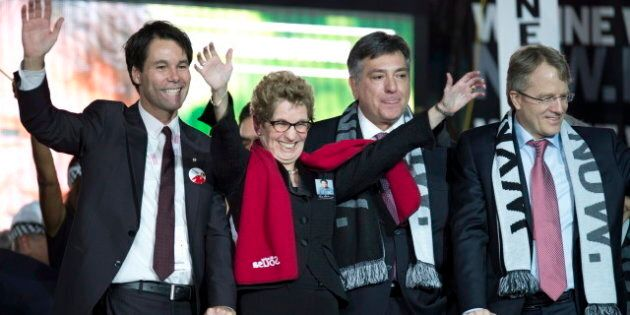 Wynne To Name Sousa As New Finance Minister, Sources