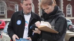 Canadians Stumping For Obama Get Lots Of