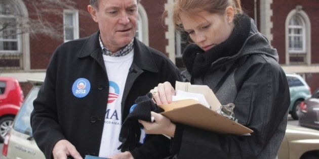 Canadians Campaign For Obama: Lawyers Stumping For Democrats Find Warm Welcome In Philly