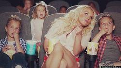 Britney Spears 'Ooh La La Video' Features Her Adorable