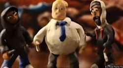WATCH: This Is One Bizarre Rob Ford