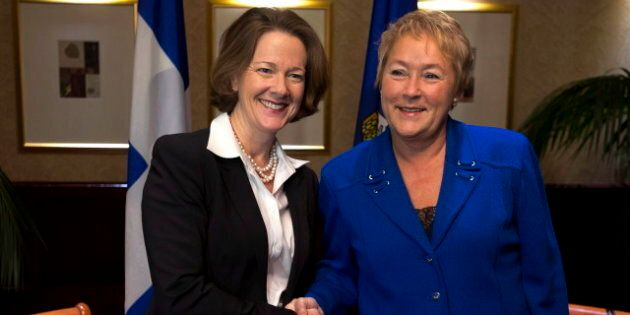 Quebec Will Not Block West-East Pipeline, Redford