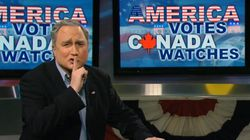 WATCH: George Bush Hides On Canadian