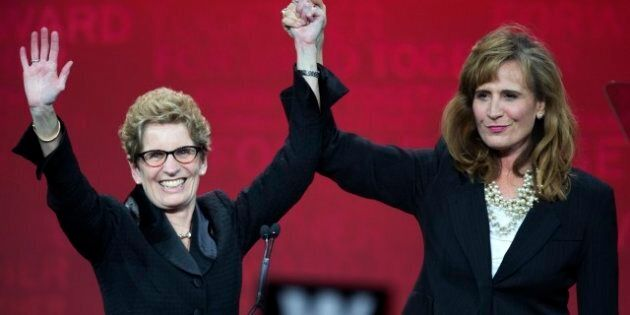 Pupatello Turned Down Cabinet Job? Wynne's Camp Plays