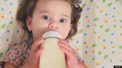 C-Sections, Bottle Feeding Bad For Baby's Future