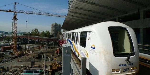 SkyTrain Bomb Scare: New Westminster Threat 3rd Since