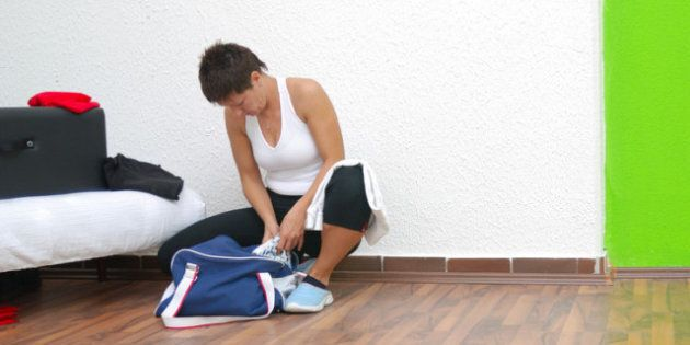 Gym Bag Germs: Is Your Dirty Gym Bag Making You