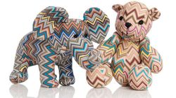 Margherita Missoni To Launch Charitable Stuffed Animal Collection At Holt