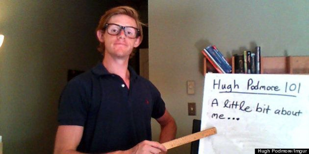 Hugh Podmore's Roommate Ad Is The Best Thing