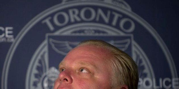 Rob Ford Team Bused Out To Clear 'Tension,' Say