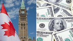 Canadian MPs Blast $6 Billion