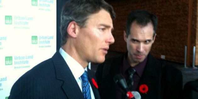Gregor Robertson: Affordable Housing, Transit Key To Vancouver
