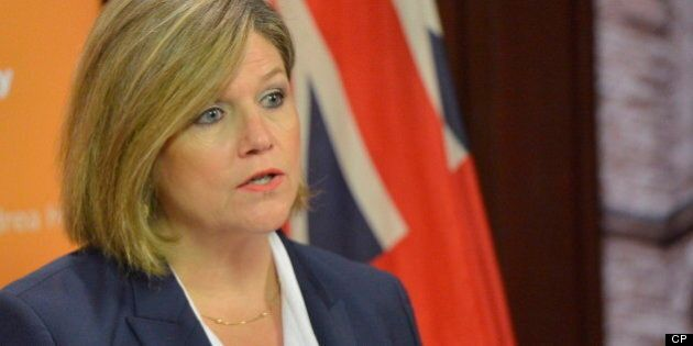 Andrea Horwath's Ontario NDP Weren't In Position To Force Election, Poll
