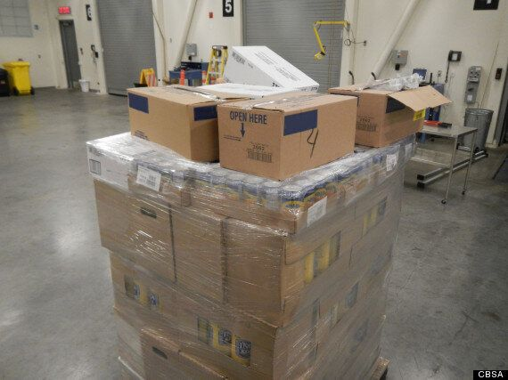 CBSA Cocaine Bust At B.C. Border Nets 62 Kilograms Of
