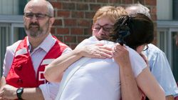 Lac-Megantic Residents Hold