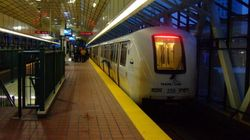 SkyTrain Bomb Scare Possibly A