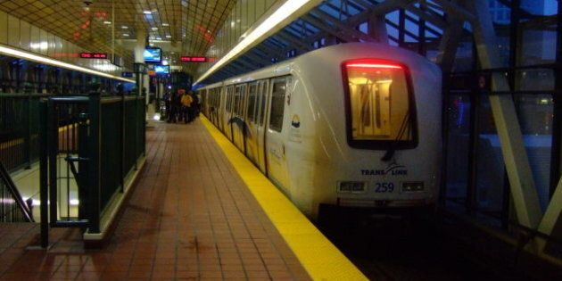 SkyTrain Pipe Bomb Possibly 'A Bit Of A