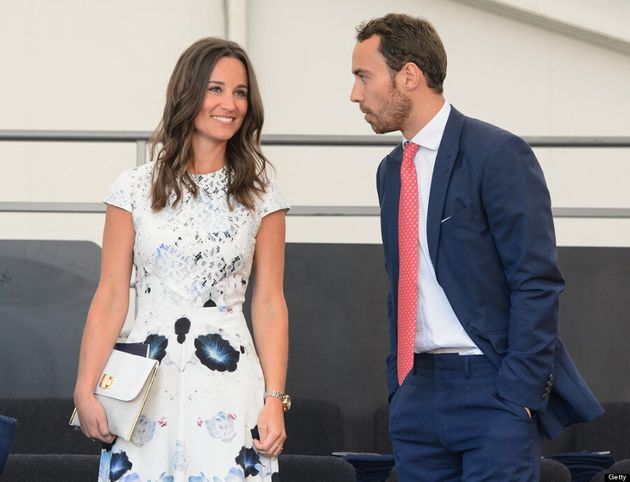 Pippa Middleton Steps Into The Spotlight After Kate Middleton Goes Into Hiding