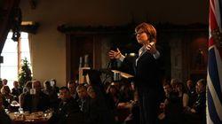 How Christy Clark Set The Standard For Vulgar Questions,