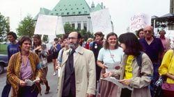 Morgentaler Death Brings Mixed