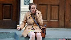 Lena Dunham's On And Off-Screen