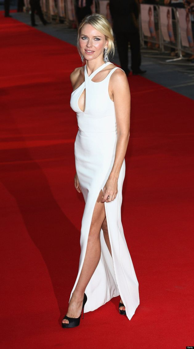 Naomi Watts Channels Her Inner Princess At 'Diana' Premiere