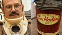 LOOK: Tim Hortons Makes 'Arrested Development'