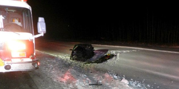Highway 63 Crash: One Dead After Bus, SUV Collide Near