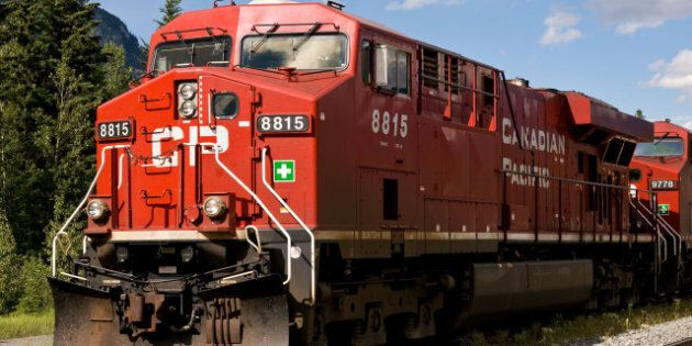 Kamloops CP Railway Train Kills