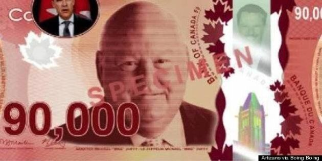 Thought Control, Monetary Policy, and the Mike Duffy