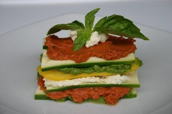 RECIPE: Sexy Raw Lasagna Dinner for