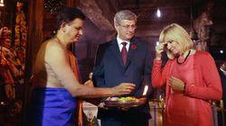 LOOK: Harper 'Married
