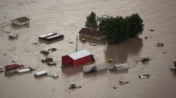Misery Remains In Flooded