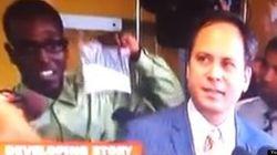 WATCH: Prankster Mocks Ford On Live