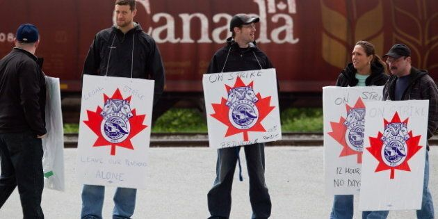 CP Rail Union Contract: 800 Steelworkers Members Ratify 5-Year